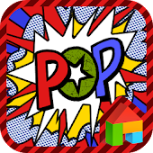 Pop Art Dodol Theme