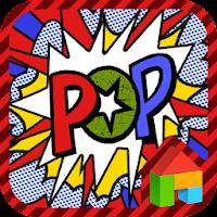 Pop Art Dodol Theme 4.6