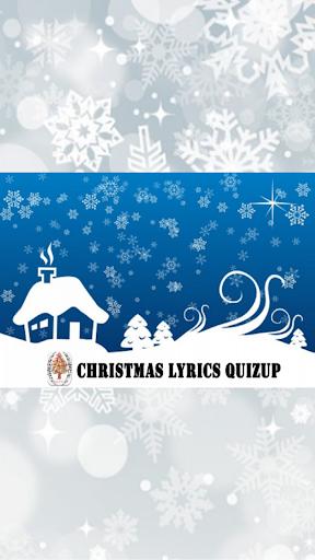 Christmas Game Lyrics