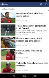 MLB.com At Bat Screenshot 24