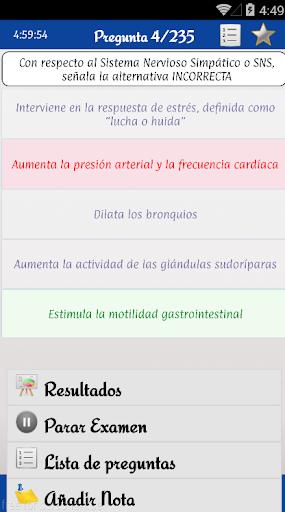 【免費書籍App】PIR Examen Residente-APP點子