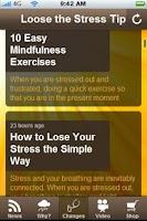 Screenshot of Stress -Anxiety -Depression.