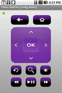 Total Control Remote for Roku - screenshot thumbnail