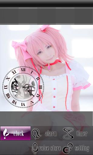 Cosplay Clock ~[LeChat]~