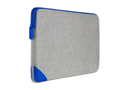 Sleeve for HP Chromebook 11 (Gray/Blue) - screenshot thumbnail