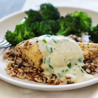 Lemon Herb Chicken Saute
