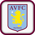 Flick Kick Aston Villa logo