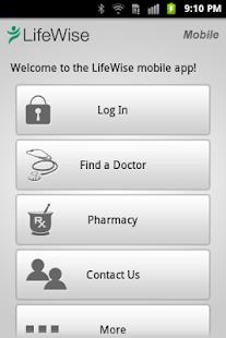LifeWise Mobile - screenshot thumbnail