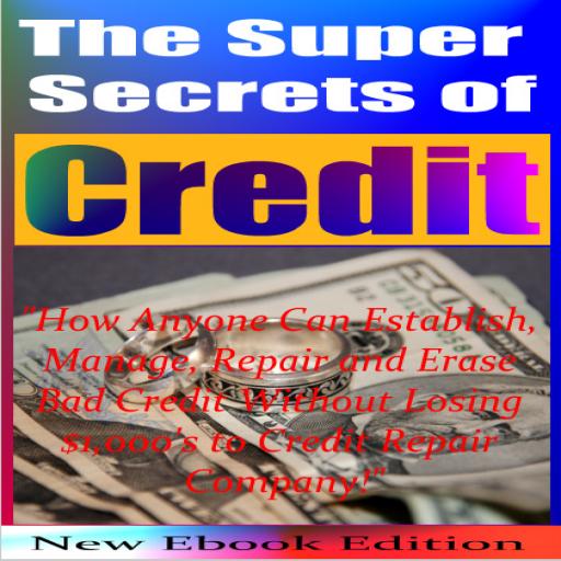 Credit Scores Secrets LOGO-APP點子