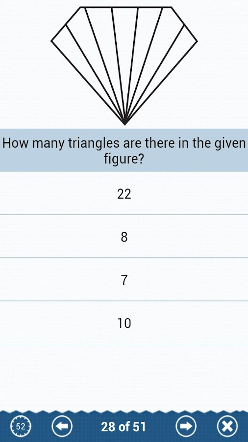 The IQ Test Lite- screenshot