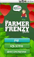 Screenshot of The Farmer Frenzy Game