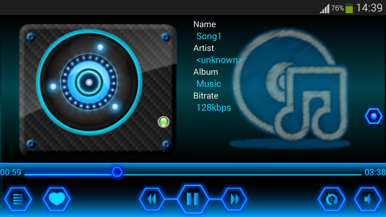 CR Player Free - screenshot