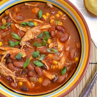 "chipotle chicken chili or ""C3"""