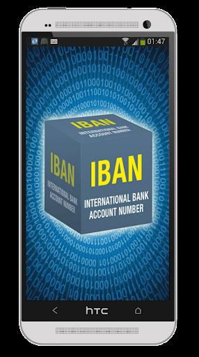 Gerador de código IBAN