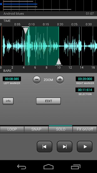 J4T Multitrack Recorder- screenshot thumbnail