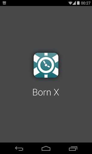 Born X - How old am I