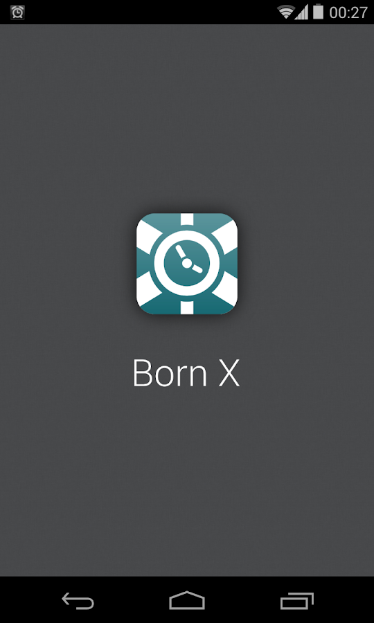 Born X - How old am I? - screenshot