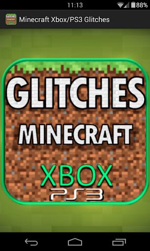Glitches - Minecraft Xbox PS3
