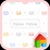 meow meow dodol theme