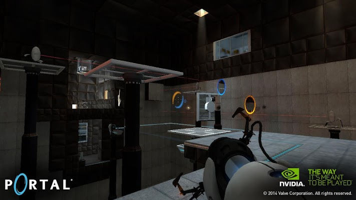 Portal - Screenshot