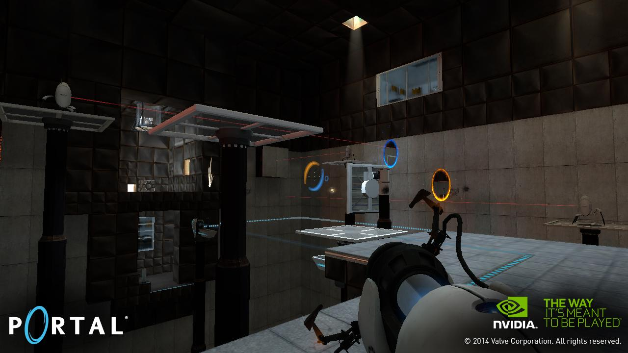 Portal- screenshot