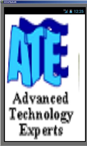 ATE Test App