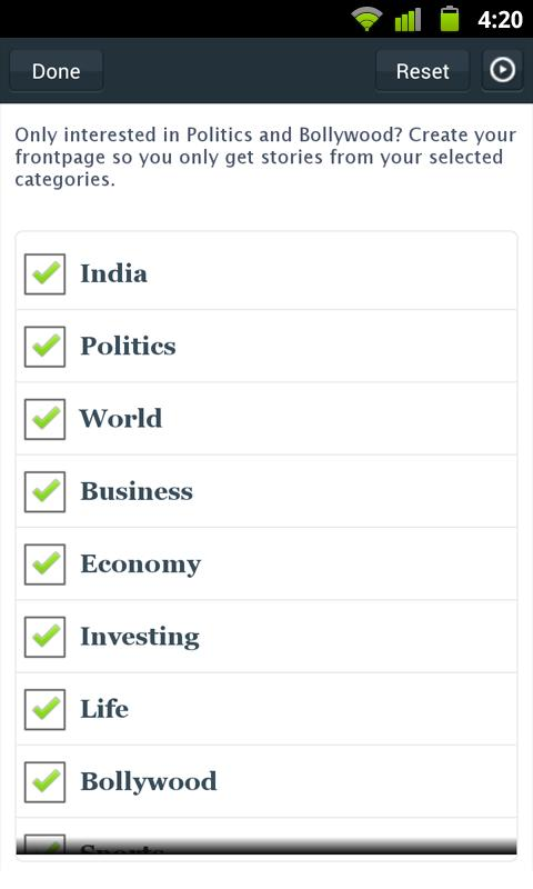 Firstpost - screenshot
