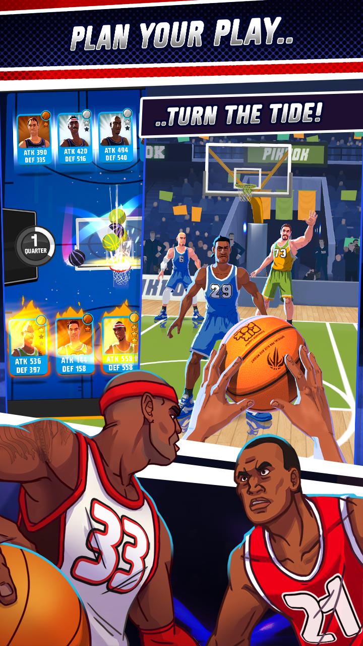 Rival Stars Basketball screenshot #5