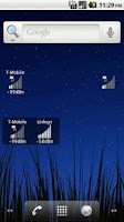 Screenshot of Mobile Signal Widget PRO
