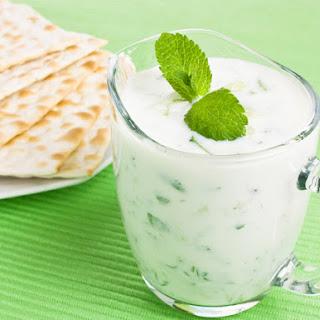 Creamy Cucumber Dip
