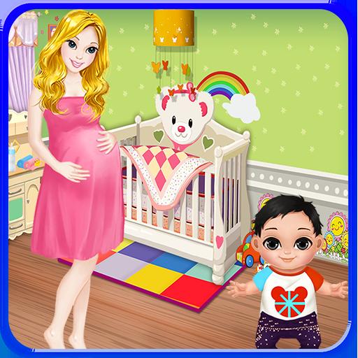 新生婴儿 - 妈妈游戏 休閒 App LOGO-APP試玩