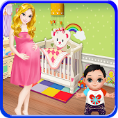 Newborn  Baby -  Mommy  Games