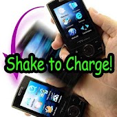 Shake Charge Battery PRANK PRO