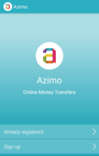 Send Money - Azimo - screenshot thumbnail