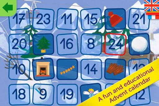 Christmas Advent Calendar-kids