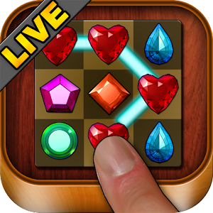 Swiped Gems Live for PC and MAC