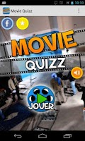 Screenshot of Movie Quizz