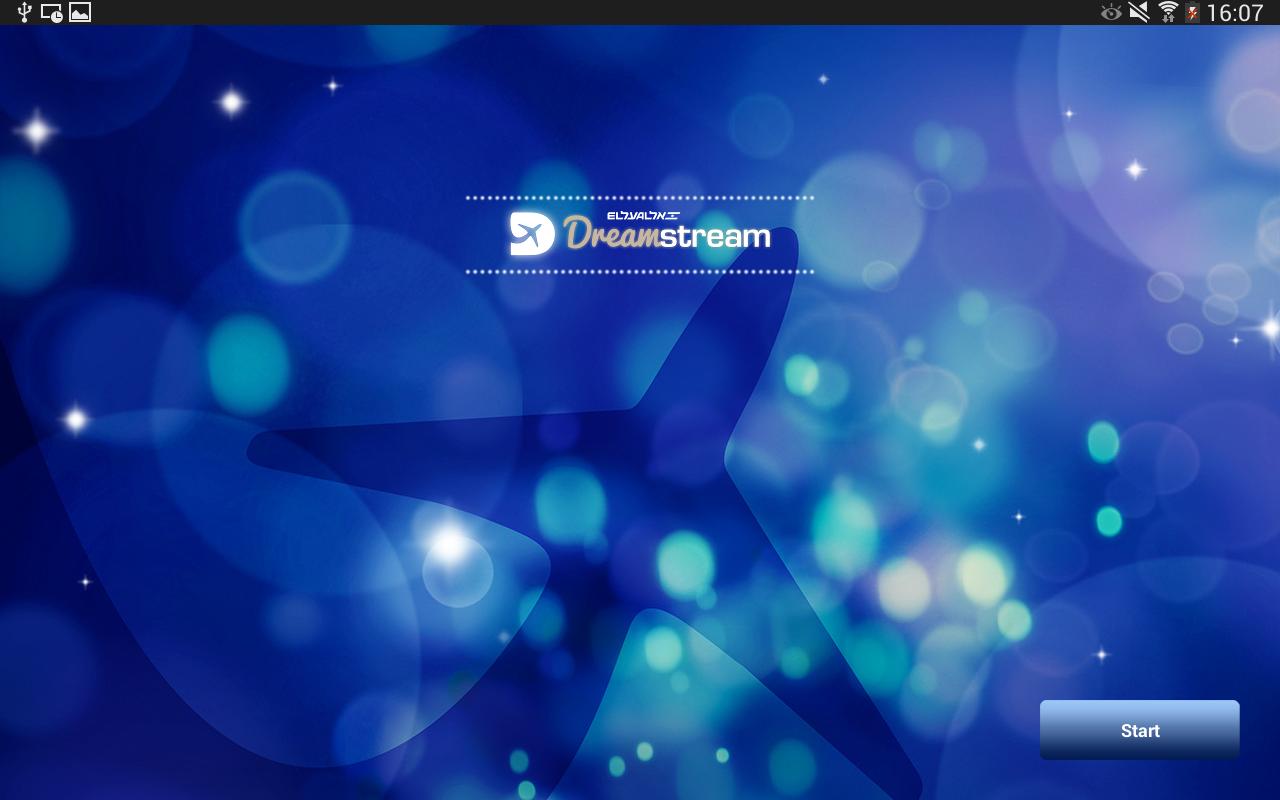 DreamStream By EL AL - screenshot