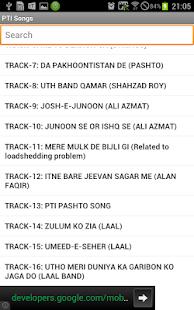 PTI Songs