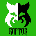 Raptorise your face icon