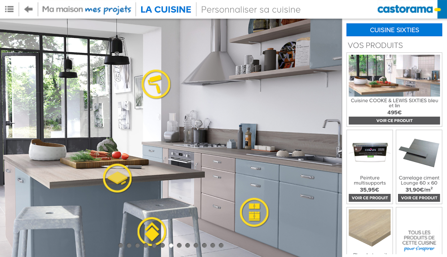 Ma maison mes projets android apps on google play for Maison translation
