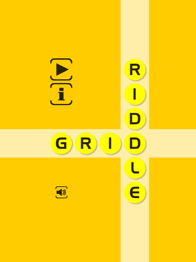 Riddle Grid- screenshot