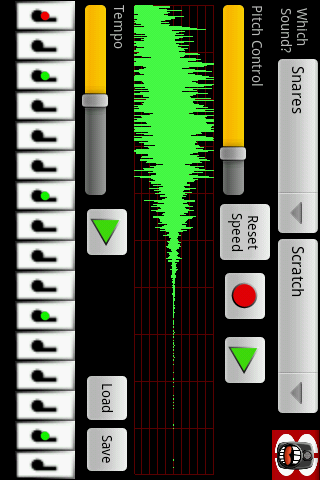 Beat Box Recorder Pro- screenshot