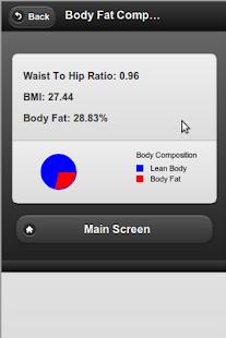 Adipometer Lite- screenshot thumbnail