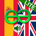 Spanish to English Lite logo