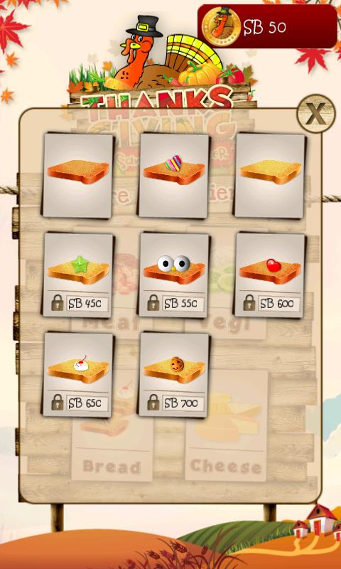 Sandwich Maker - screenshot