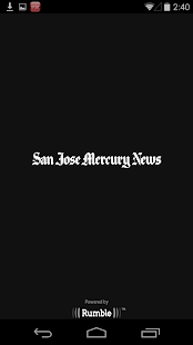 San Jose Mercury News - screenshot thumbnail