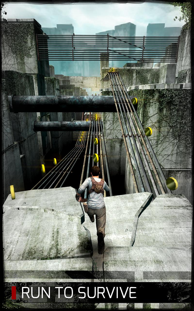 The Maze Runner screenshot #13