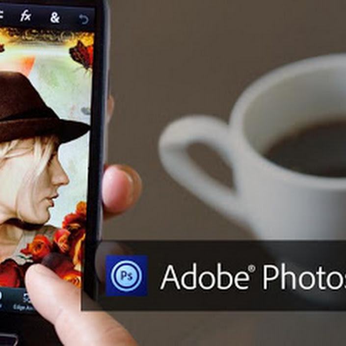Adobe Photoshop for iOS and Android