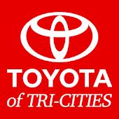 Toyota of Tri-Cities DealerApp